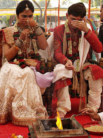 dating rituals of india