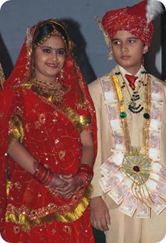 Evils of Child Marriage