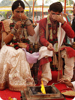 Rituals of a Hindu Wedding